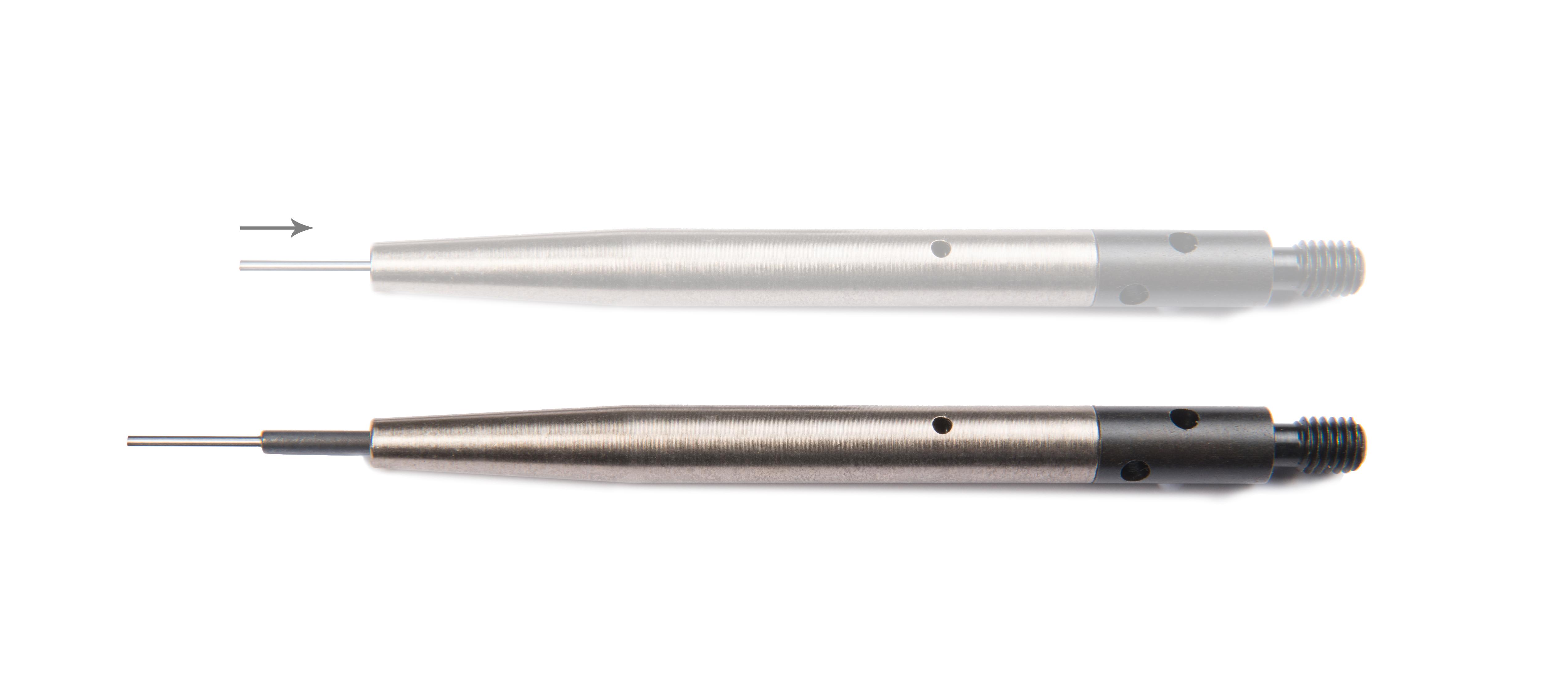 260-onderuitbreekpen D = 8 mm met 1,5 mm punt